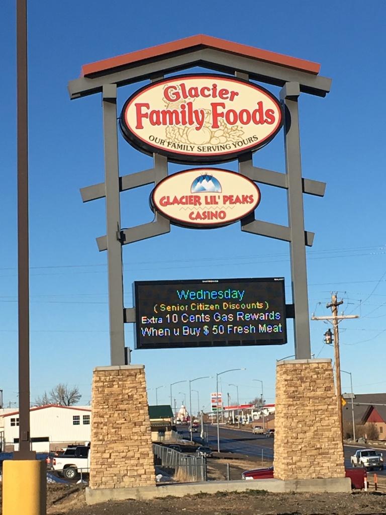 Glacier Grocery
